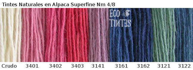 Cores intensas Alpaca